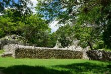 Chichen Itza; United Mexican States - May 13 2018 : Pre Columbian Site