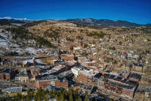 Central City, Colorado Is A Former Mining Town Turned Casino And Gambling Hub