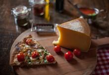 Slice Of Caprino Pizza