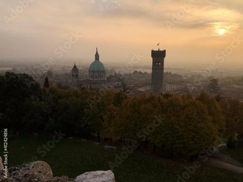 Rocca di Lonato del Garda Fototapeta