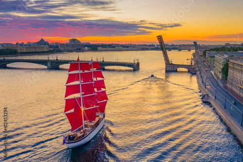 Fotografia Saint Petersburg