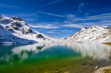 Lac Rond Des Cerces