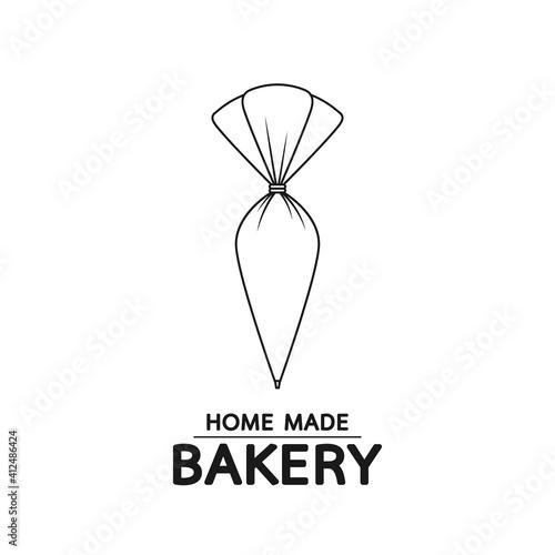 Wallpaper Mural Bakery logo