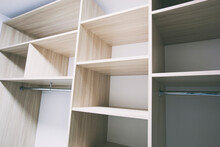 The Empty Shelves In The Wardrobe