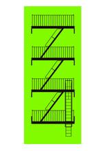 ニューヨーク 非常階段