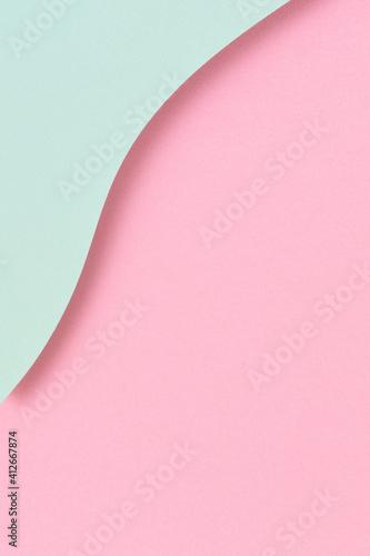 Fotografia, Obraz Abstract colored paper texture background