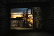 Wilson Bridge Tunnel Vision