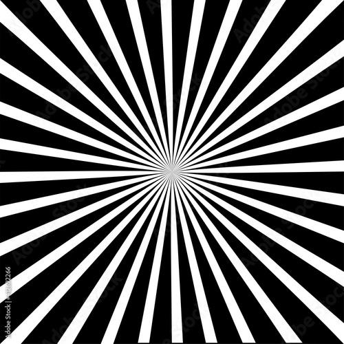 Fotografija wektor złudzenie optyczne