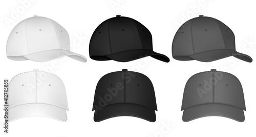 Fototapeta Uniform cap or hat