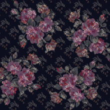 Abstract Digital Design Pattern On   Background