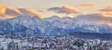 Tatra Mountains.