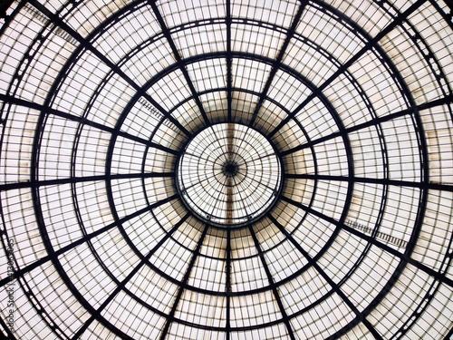 Obraz na plátne Milan Shopping Dome