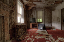 Abandoned House In Maryland
