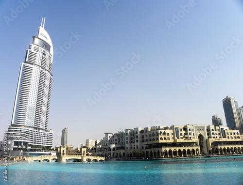 Dubai City Travel Wall mural