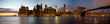 Manhattan slyline, New York