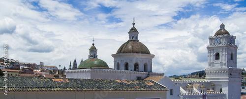 Iglesia de La Merced, Centro Histórico de Quito