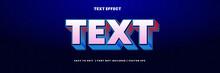 Editable Text Effect Design