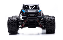 A Remote Control Monster Truck