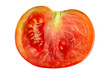 canvas print picture - Brown big tomatoes