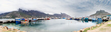 Hout Bay Harbour, Cape Town. South Africa
