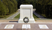 Tomb Of The Unknowns In Arlington National Cemetery