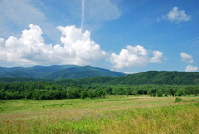 Landschaft Im Great Smoky Mountains National Park, Tennessee