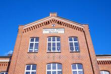 Heinrich Heine Schule In Gadebusch