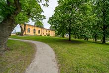 Park Outside Moderna Museet, Skeppsholmen Island, Stockholm