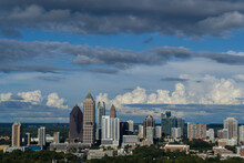 Midtown Skyline, Atlanta, Georgia