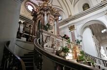 Napoli - Scalinata D'altare Della Chiesa Di Santa Maria Di Piedigrotta
