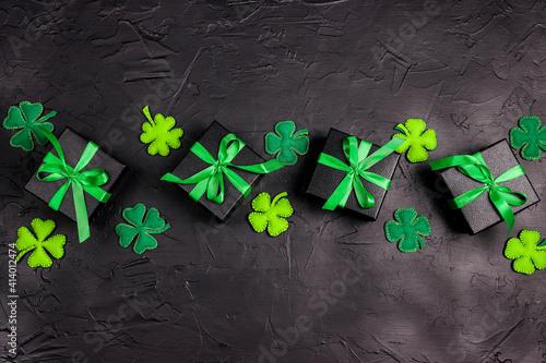 Photo Saint Patrick's Day concept