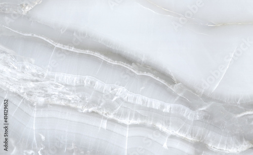 Canvastavla High resolution natural white marble surface