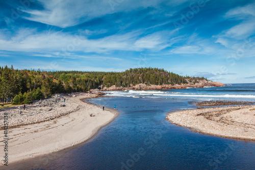 Canada, Nova Scotia, Cabot Trail Tapéta, Fotótapéta