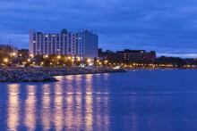Canada, Nova Scotia, Sydney. City Skyline.
