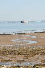 Bembridge Napoleonic Fort Beach View