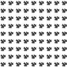 A Repeating Pattern Of Twigs Of Irgi Berries. Berry Pattern For Scrapbooking, Wallpaper, Fabrics.