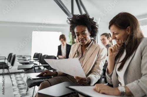 Team work, adult people, co- workers.