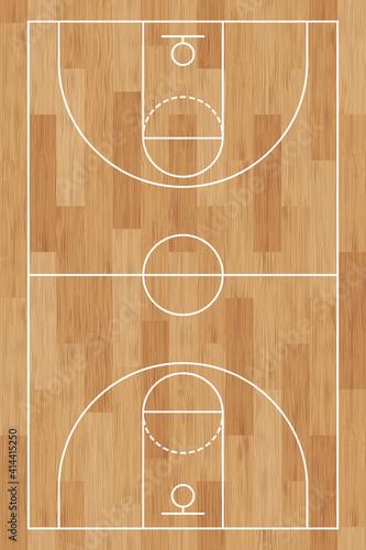 Photo Basketball court