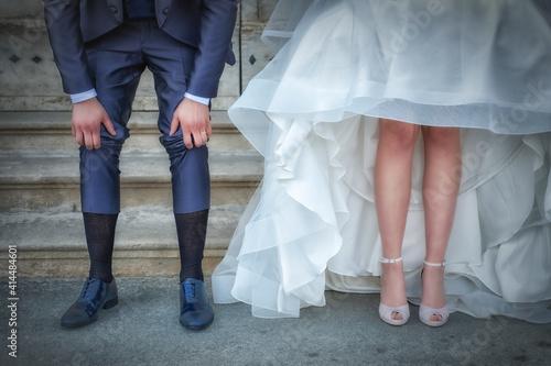 Slika na platnu Wedding