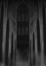 Church Inside, Temple Of Shadows