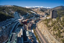 Black Hawk, Colorado Is A Former Mining Town Turned Casino And Gambling Hub