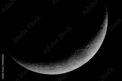 Obraz moon - fototapety do salonu