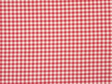 Gingham Cloth Background With Fabric Texture