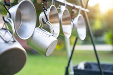 Hanging Cup Outdoor Life Camping