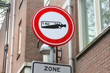 Alcohol Drinking Prohibition In Amsterdam