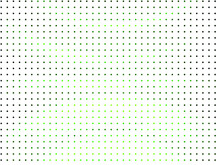 Background With Dots Of Different Shades Of Green. Halftone Effect. Vector Graphics