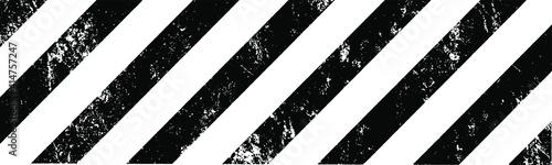 Fotografie, Obraz abstract background with hazard stripes