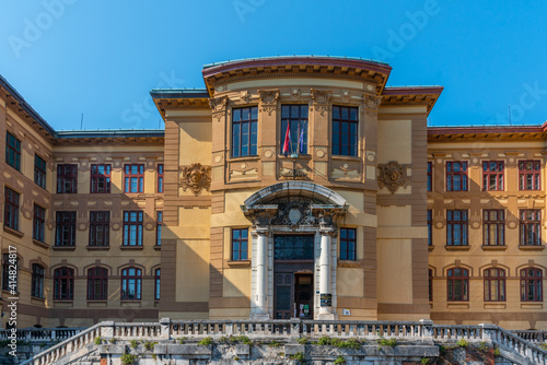 Foto Regional court at Croatian town Rijeka