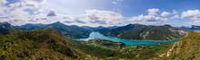 Lac De Castillon, Verdon, Saint Julien Du Verdon, Alpes De Haute Provence, France