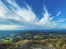 View From Hill Ondrejnik, Beskydy